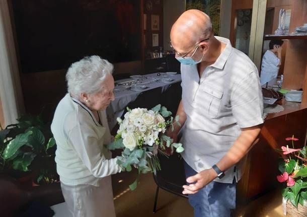 103 anni carla musazzi parabiago