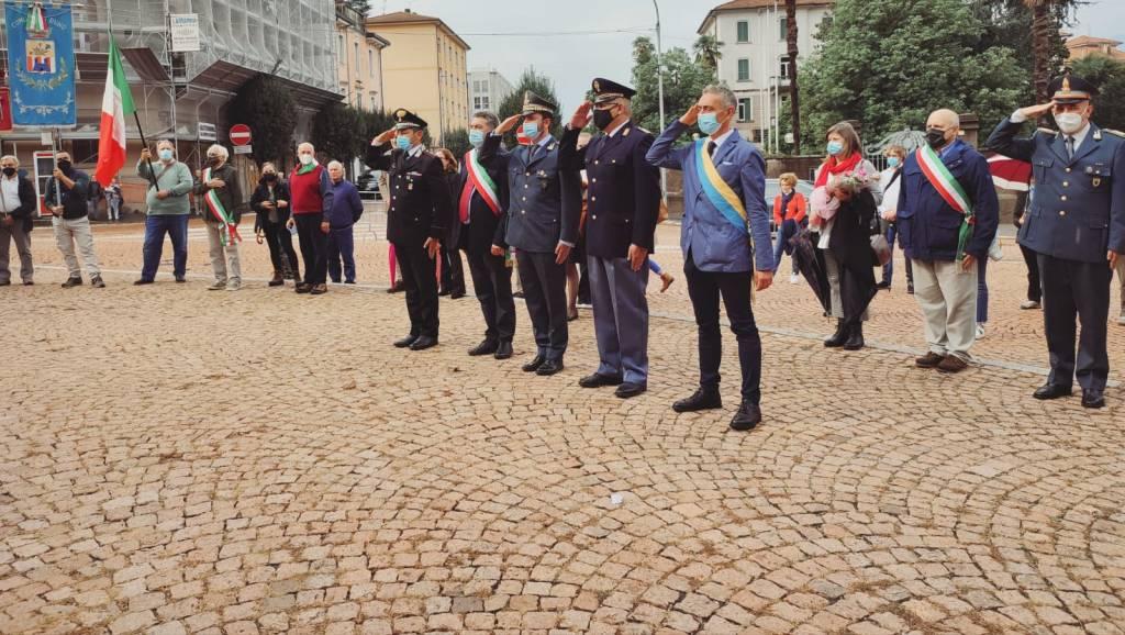 77° anniversario dei caduti della Gera di Voldomino