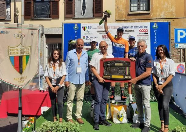 86° Targa Libero Ferrario a Parabiago