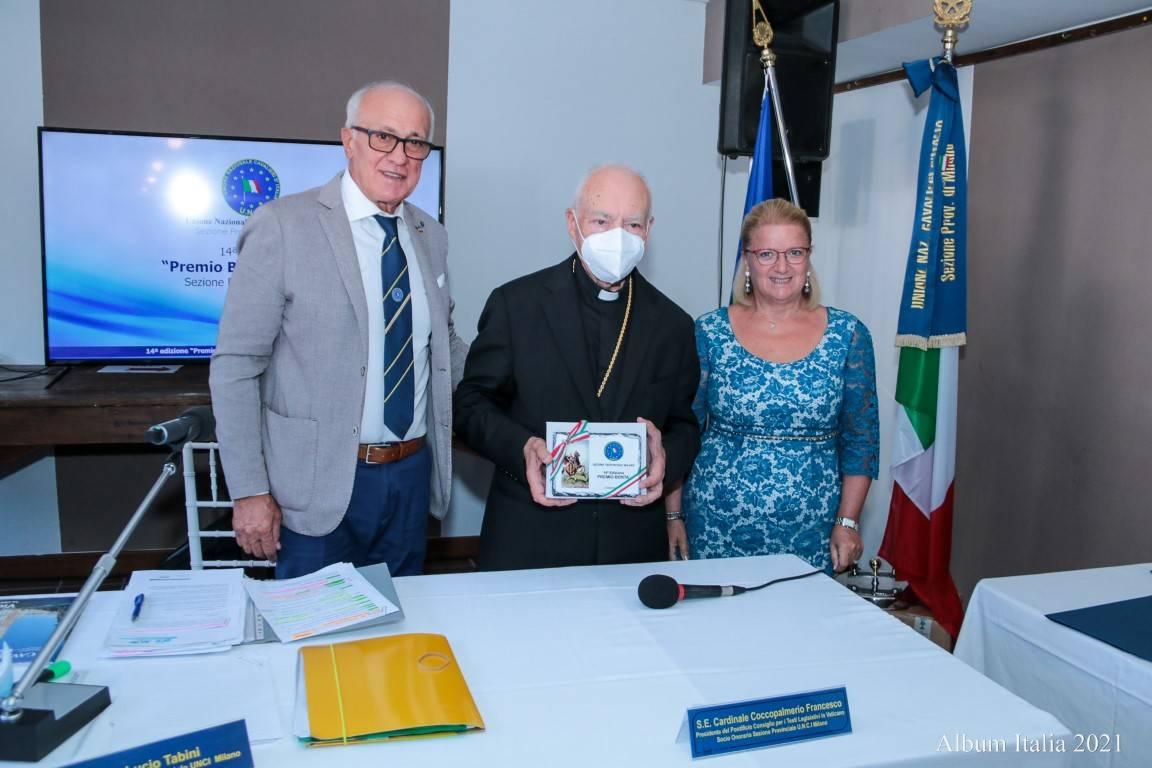 Alla Fondazione Exodus di Don Antonio Mazzi il Premio Bontà Unci Milano