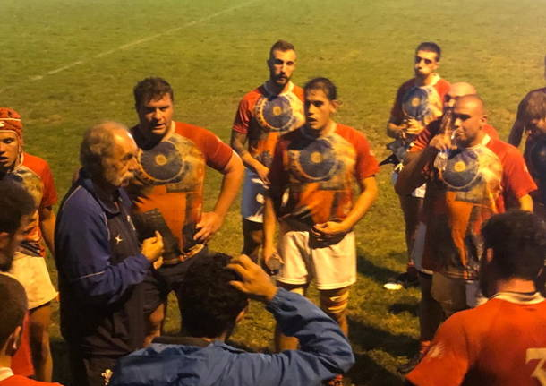 amichevole rugby varese