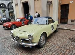 Auto d'epoca in corso Matteotti