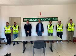 bollate - agenti di polizia Locale