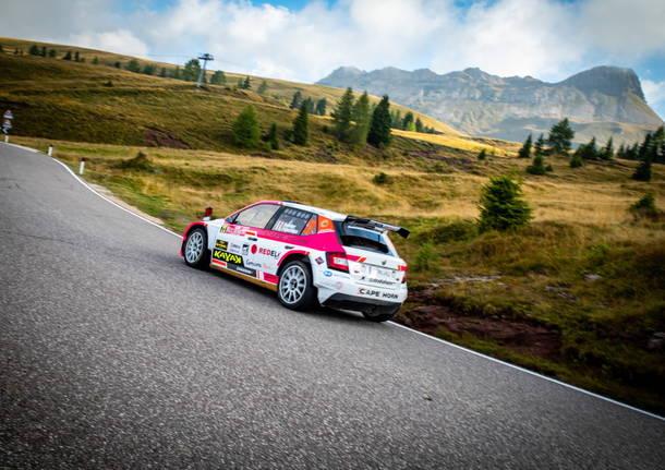 Rally San Martino – La gara e i paesaggi