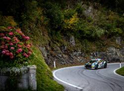 Rally San Martino - La gara e i paesaggi