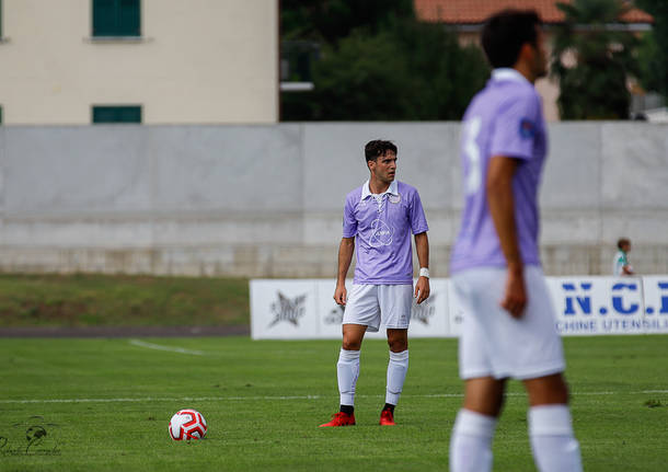 Coppa Italia Serie D: Castellanzese - Legnano 3-2