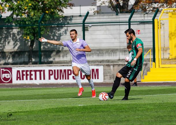 Coppa Italia Serie D: Castellanzese – Legnano 3-2