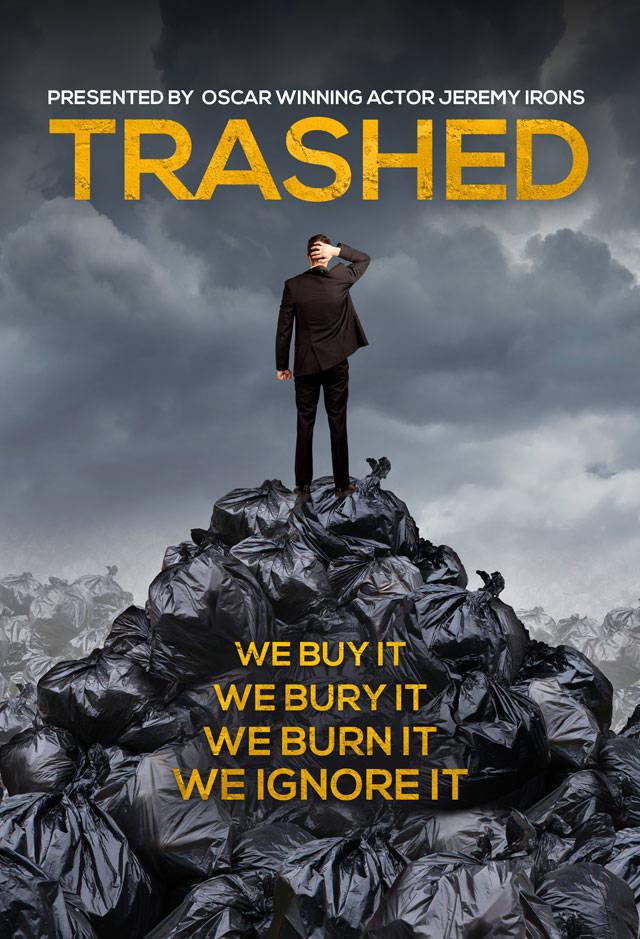 TRASHED - VERSO RIFIUTI ZERO Film di Candida Brady - Con Jeremy Irons
