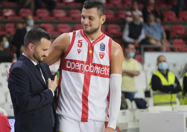 Basket: Openjobmetis Varese – Germani Brescia 75-72
