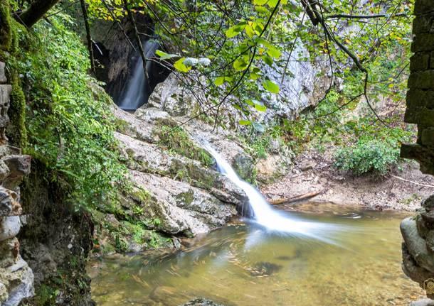 Cascata del Ronco - Rancio Valcuvia - ph. Filippo Impieri