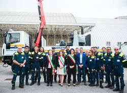 Cerimonia di ringraziamento per i volontari di Protezione Civile della Città Metropolitana