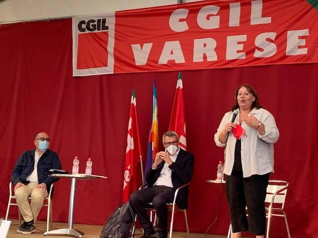 Cgil Varese compie 120 anni