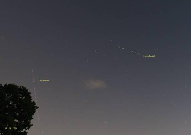 Cielo e luna 18 settembre