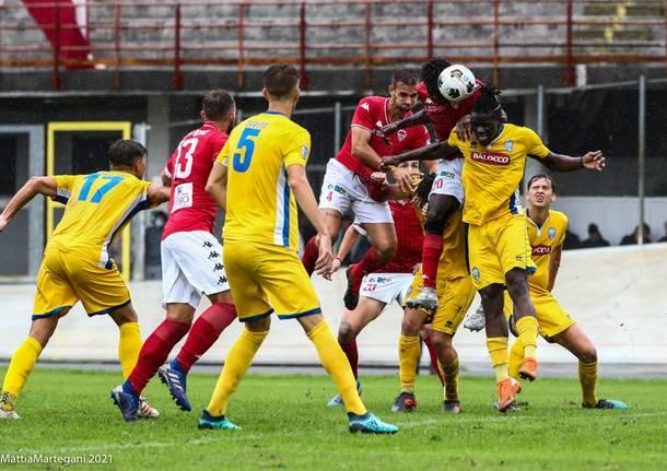 Calcio, 2a giornata in Serie D: Varese – Fossano 3-2
