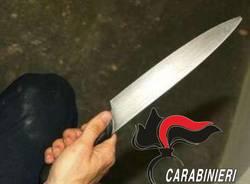 coltello carabinieri