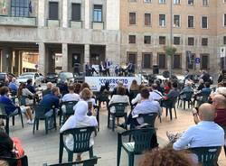 confronto aime candidati sindaco varese