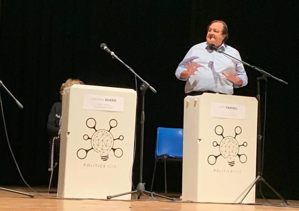 confronto candidati sindaco busto arsizio 2021 politics hub