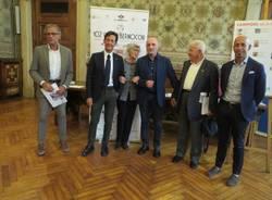 Coppa Bernocchi a Legnano  - la presentazione in Sala Stemmi