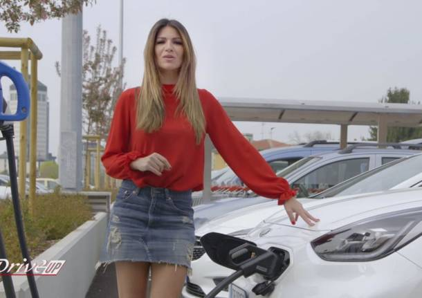 Drive Up - Mediaset - Italia Uno - Alessia Ventura