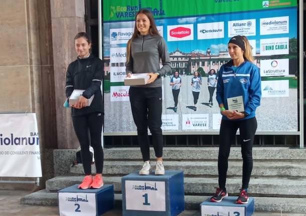 EcoRun: sul podio Simone Paredi e Francesca Mentasti