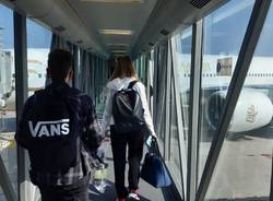 Emma e Andrea a Dubai: diario di viaggio, 1° giorno