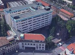 Ex palazzine Trifone uffici ex Tosi Legnano