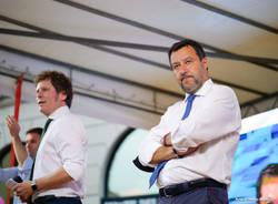 Matteo Bianchi Matteo Salvini