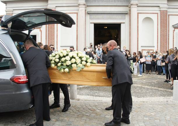 Funerale Martina Luoni Solaro