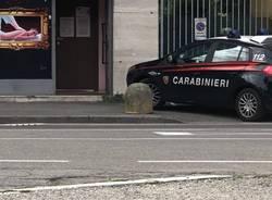 gazzella carabinieri centro massaggi