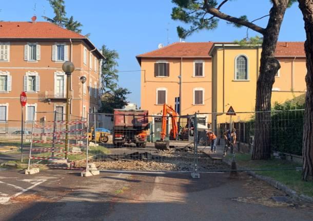 Parco trento e Trieste Legnano