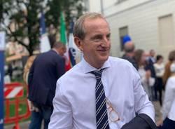 giorgia meloni emanuele antonelli busto arsizio elezioni 2021