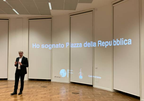 """""""Ho sognato piazza della Repubblica"""""""