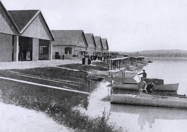 idroscalo sant'anna - 1918