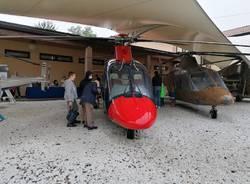 Il cinquantesimo dell'A109 al Museo Agusta