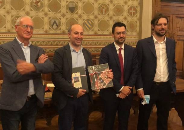Il Palio di Legnano omaggia la Cavalcata di Fermo