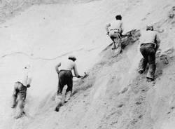 """Il progetto di un """"geoparco"""" per valorizzare la ex cava Rusconi di Morosolo"""
