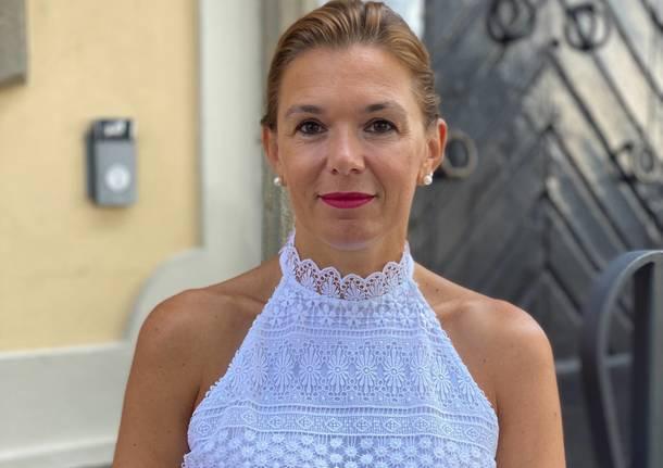 Ilaria Ossola candidato de la voce di barasso