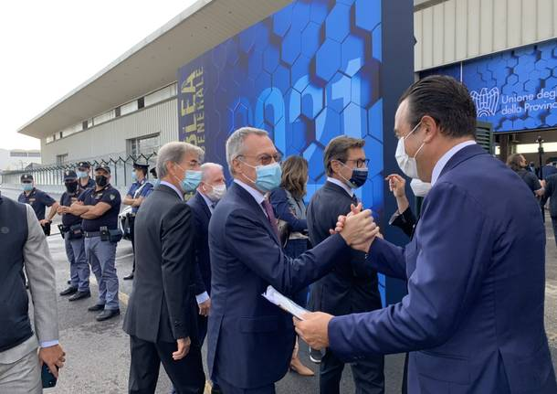 In un hangar a Malpensa l'assemblea Univa 2021