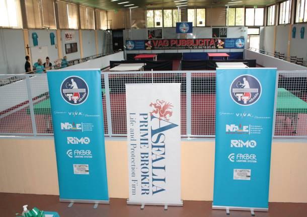 Inaugurata la sede del Tennis Tavolo Uboldo
