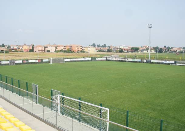 Inaugurato il nuovo centro sportivo a Cislago
