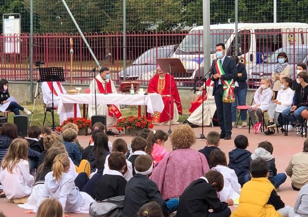 Inaugurazione anno scolastico all'Istituto Tirinnanzi