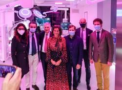 Inaugurazione clinica Isber