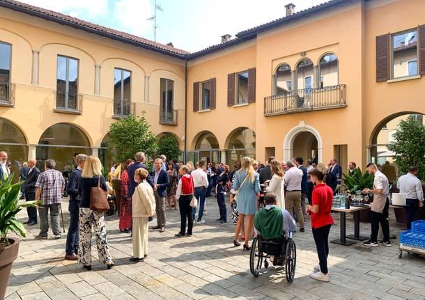 Inaugurata la nuova clinica Isber di Varese
