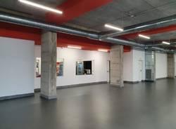 Inaugurazione nuova sala polifunzionale al campo sportivo Venegoni-Marazzini a Parabiago