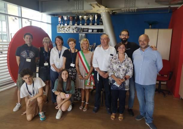 inaugurazione spazio associazioni stazione castellanza