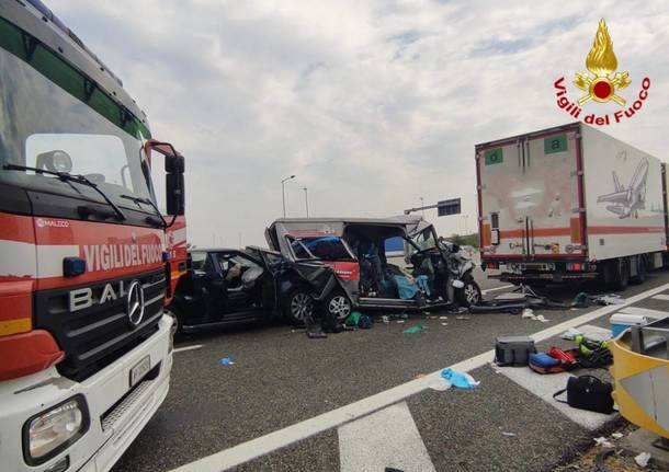 incidente autostrada A9