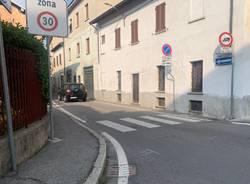 incidente Cajello via Larga 22 settembre 2021