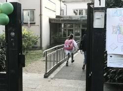 Inizio scuola a Legnano 2021