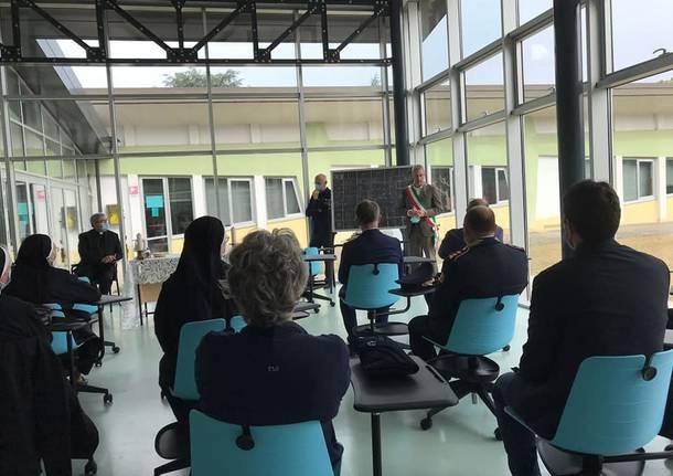 Intitolata a suor Margherita Arduino la nuova ala della scuola primaria di Origgio
