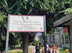intitolazione scuola felicita morandi albizzate